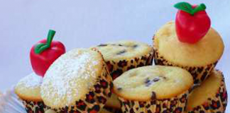 Muffins Légers Amande Chocolat WW
