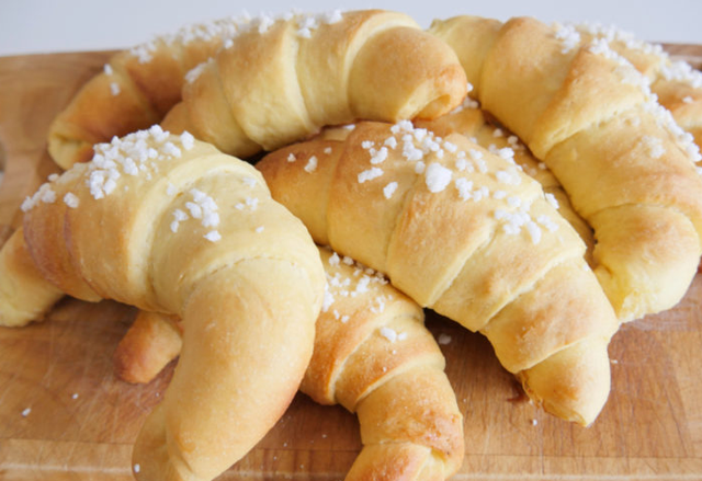 Croissants Légers au Mascarpone WW