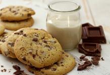 Cookies Moelleux au Yaourt et Chocolat WW