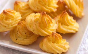 pommes de terre duchesses légères WW