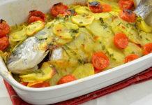 gratin de poisson aux pommes de terre WW