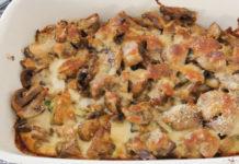 Champignons Gratinés au Parmesan WW