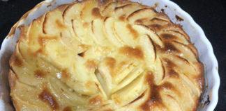Gâteau Léger aux Pommes à l'Ancienne WW