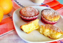 muffins légers à l'orange Ww