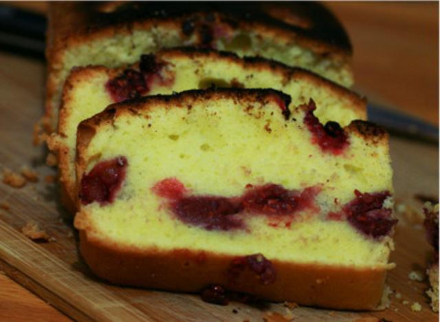 Cake Léger aux Framboises et Fromage Blanc WW