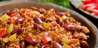 Chili Con Carne Léger et Express WW