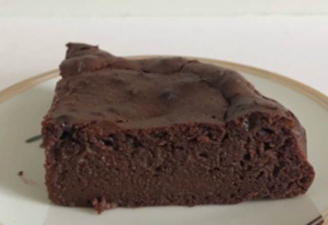 Moelleux Léger Chocolat et Crème de Marron WW