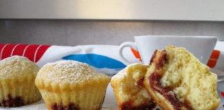 muffins au coeur fondant au chocolat kinder WW