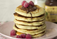 pancakes légers au yaourt WW