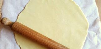 pâte à tarte aux petits suisses WW, une bonne pâte légère à tarte et quiche à base de petits suisses, facile et simple à réaliser.