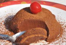 Bowl Flan Léger au Chocolat WW