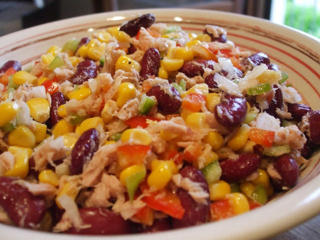 Salade Mexicaine au thon Légère WW