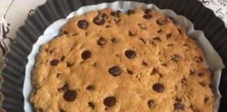 Cookie géant léger et rapide WW