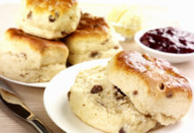Scones Faciles au Thermomix