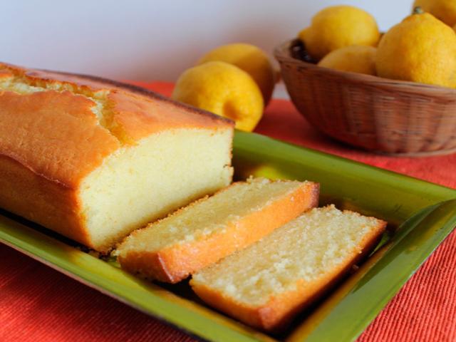 Cake au Citron Léger et Express WW