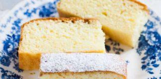 Gâteau au Lait Chaud WW