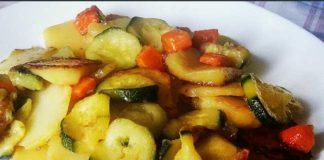 Poêlée Légère de Légumes WW