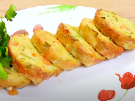 Mini-Cakes Ultra Légers aux Légumes WW