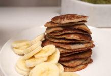 Pancakes avec 2 Ingrédients WW