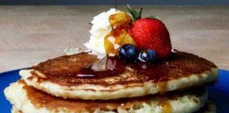 Pancakes Légers au Skyr WW