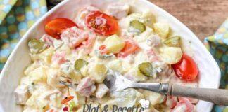 Salade Piémontaise Légère WW