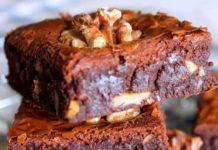brownies aux noix légers ww