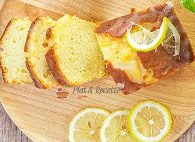 Cake Healthy au Citron WW