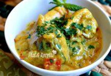 Curry de Poulet au Lait de Coco WW
