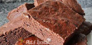 fondant léger chocolat WW