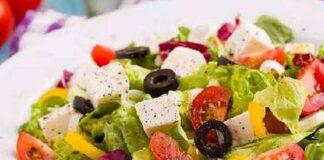 salade grecque à la feta WW