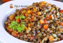 Poêlée de Lentilles aux Petits Légumes