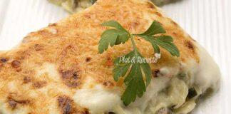 Lasagnes légère au thon et courgette