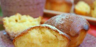 muffins légers à la semoule
